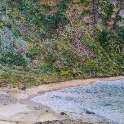 Coal Cliff beach 2